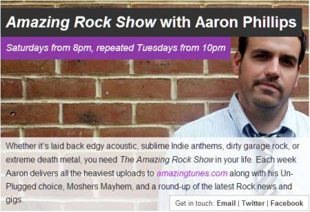 amazing rock radio aaron phillips
